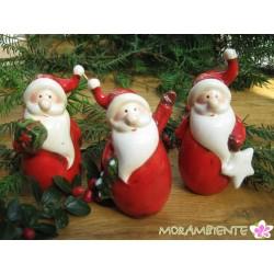 Weihnachtsmänner 3er Set