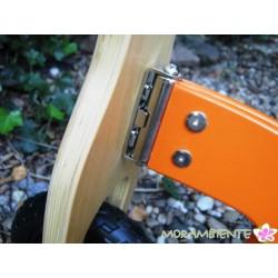 Laufrad, Roller aus Holz