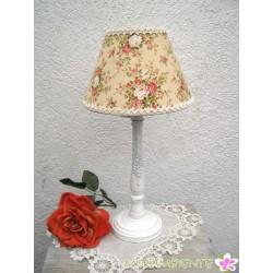 """Romantik-Tischlampe """"Rose"""""""
