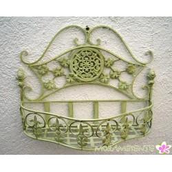 """Wandkorb """"Versailles"""" in 2 Größen und 2 Farben"""