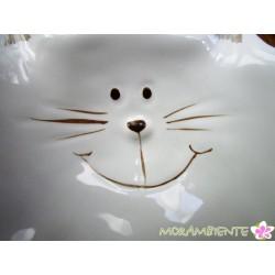 "Keramikschälchen""Katze"""