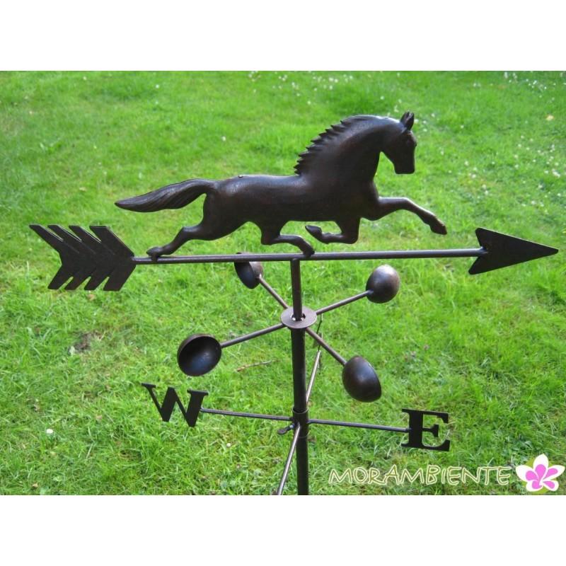 """Gartenstecker """"Windfahne mit Tieren"""""""
