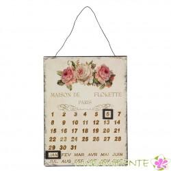 Immerwährender Kalender...