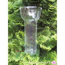 Ersatz-Regenmessbehälter aus Glas
